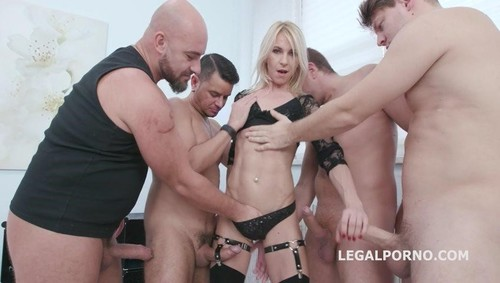 """Sindy Rose, Mike, Neeo, Thomas Lee, Michael Fly, Rycky Optimal, Yves Morgan, Dylan Brown, Oscar Batty in """"Blackened With Sindy Rose 4 Bwc And 4 Bbc Balls Deep Anal, Dap, Tp, Buttrose, Swallow, Monster Squirt, Creampie Gio1320"""" [SD]"""