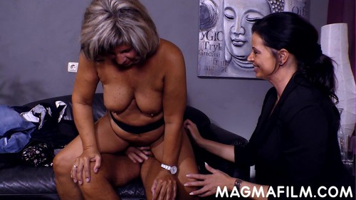 Mature Homemade Threesome German [HD]