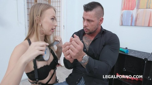 In Control, Kira Thorn Takes 5 Dicks As She Wishes, Balls Deep Anal, Dap, Big Gapes And Swallow Gio1324 [HD]