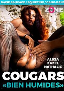 Cougars bien humides