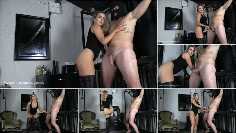 An Introduction To Ballbusting With Miss Courtney [FullHD 1080P]