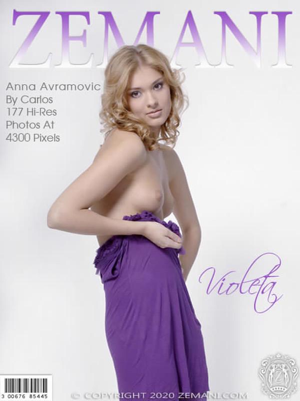 Anna Avramovic - Violeta  (21 Jan, 2020)