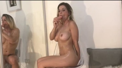 Rebecca de Winter - Sloppy and Slippery - New Extreme Fisting Video, Bizarre