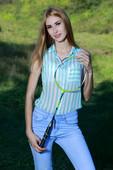 Aileen Blue Stripes (06-02-2020)
