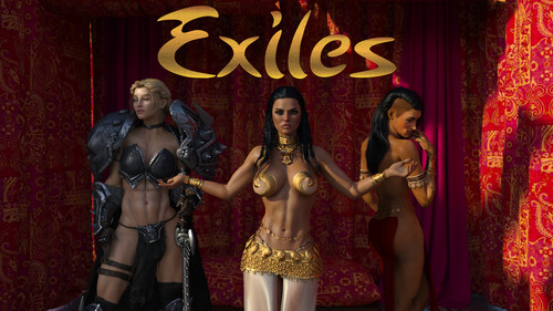 Exiles - Chapter 1 - Version 0.1a by Tim.E.Pants Games
