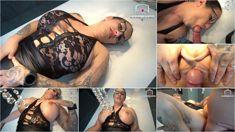 QueenParis - Mein krassester Creampie Ever - Nachbar Tom spritzt tief Rein (1080P/mp4/217 MB/FullHD)