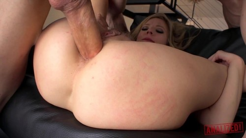 Chastity Lynn - Gets Teen Ass Demolished [SD/480p]