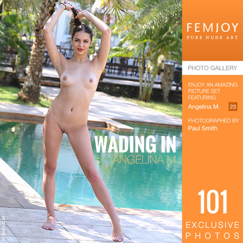 Angelina M - in Wading In (2020-02-20)
