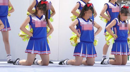 【4K】未収録チア動画 002