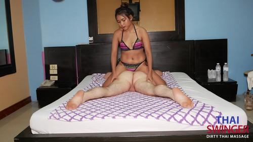 Thaiswinger.com - Pretty Eyes, Bikini Creampie Massage 4K new