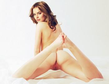 Margot Robbie naked spread legs photo shoot UHQ