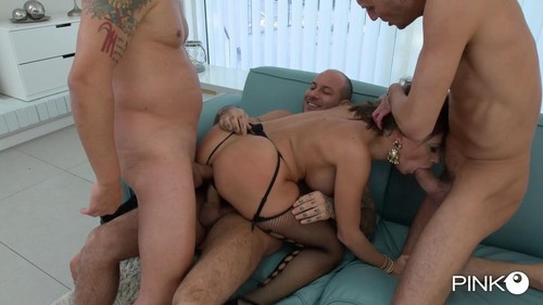 Malena - With Three I Feel Full (FullHD)