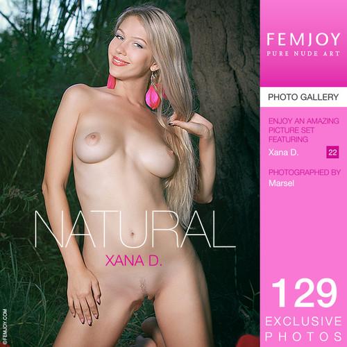 Xana D - Natural (x129)