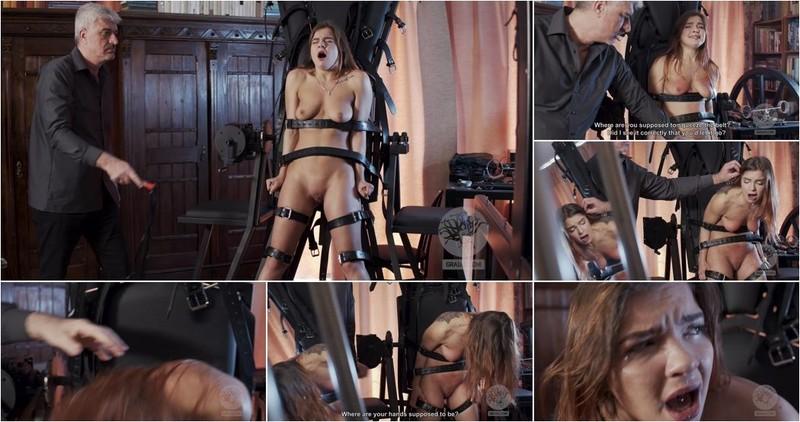 Renata Fox. - The training - part 2 [UltraHD/4K 2160p]