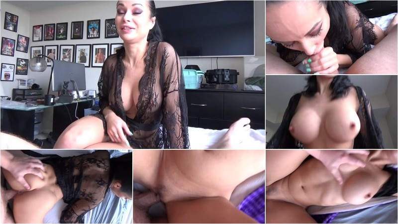 Crystal Rush - Big Breasted Mom Needs Attention [FullHD 1080P]