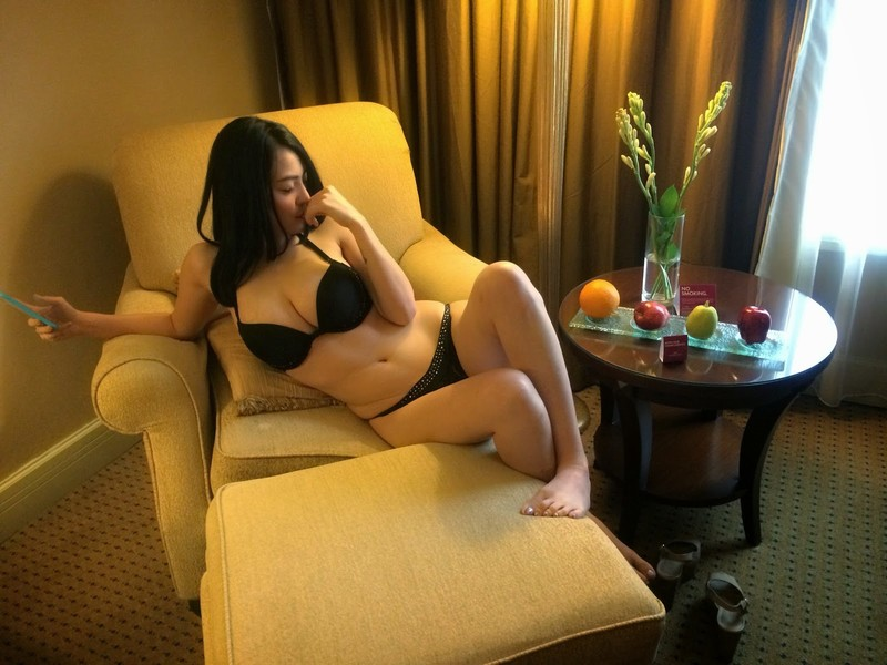 hot asian nude