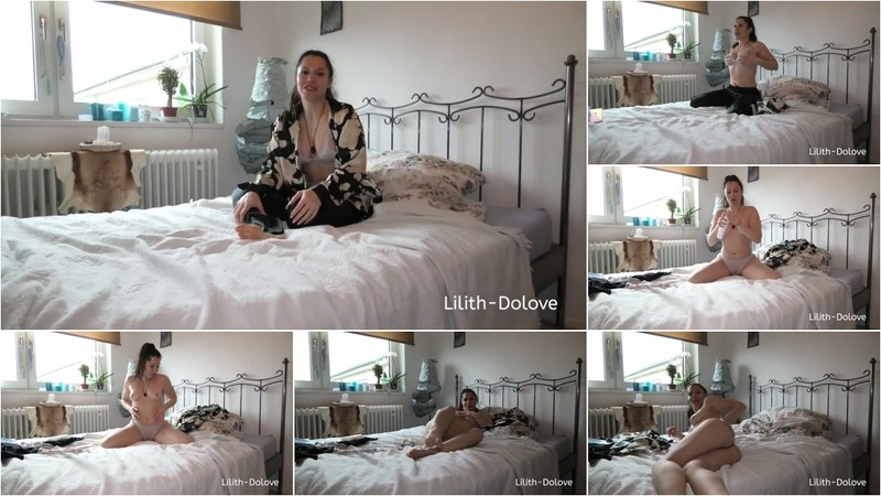 Lilith-Dolove - OMG - Das erste Mal ganz nackt (1080P/mp4/65.8 MB/FullHD)