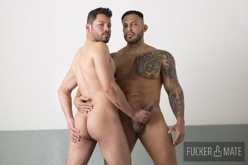 FuckerMate - Thirsty for Cock: Viktor Rom, Luciano More Bareback