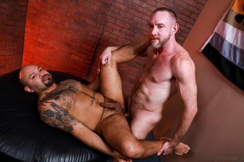 BearBack - Man Made Match Liam Greer, JD Travis Bareback