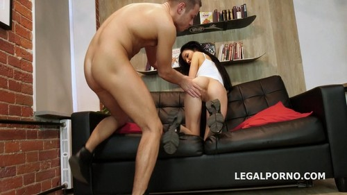 "Melissa Rel, Nikolas in ""Melissa Rel Welcome To Porn With Balls Deep Anal, Manhandle, Gapes And Cum In The Mouth Gl138"" [HD]"