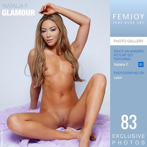 Natalia F in Glamour (2020-03-25)