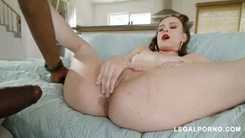 Lily Glee, Charlie Mac, Rico Strong - Lily Glee Tries Hard To Take All She Can Gapes Atm Atp Aa060 [SD/480p]