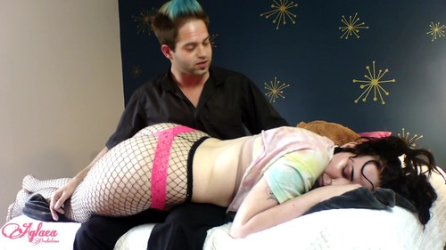 Aglaeagroup – A Spanking For Daddys Little Girl – M@nyv1dz
