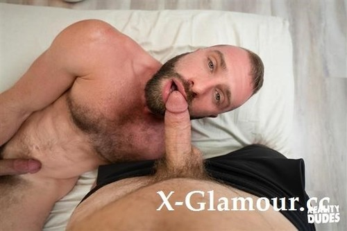 Donnie Argento Deep-Throating And Taking Paul Wagner Cock Deep In His Ass [HD]