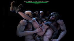 PestilenceSFM - 3D Art Collection