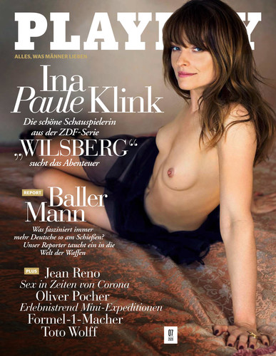 Playboy Germany -Juli 2020 Cover