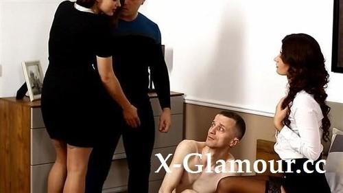 Sophia Deville - Horny Housewife Humiliating Her Husband (2020/HD)