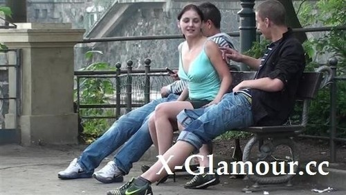 Banging On A Bench [HD]