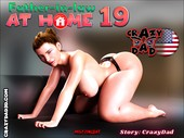 CrazyDad3d - Father-in-law at home 19 - Full comic