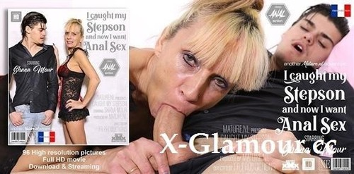 """Shana Mour in """"Stepmom Shana Mour Is Begging For Some Toyboy Anal Sex"""" [FullHD]"""