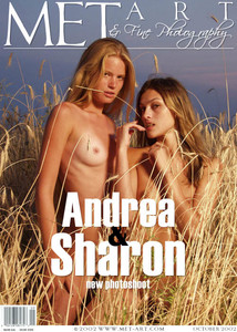 [Met-Art] Andrea C - Full Photo And Video Pack 2002-2006