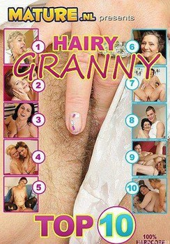10 Best Hairy Grannies