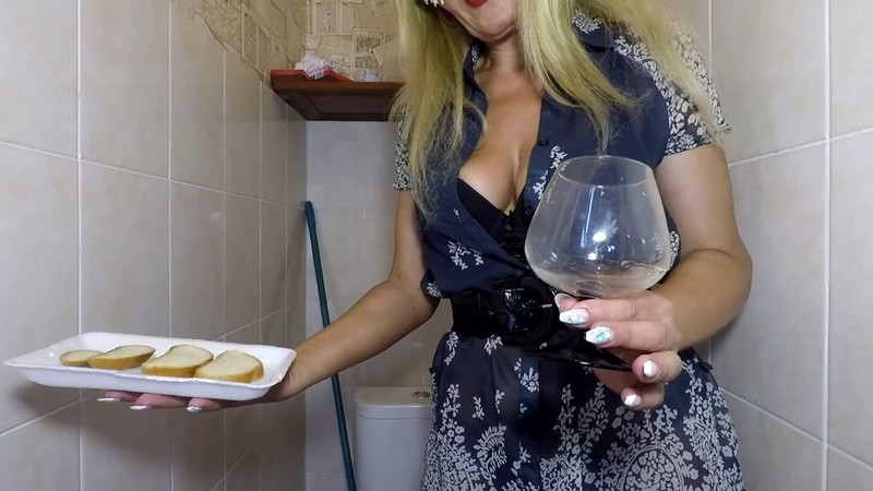 Delicious Meal – Scatdesire – Angelica Scat