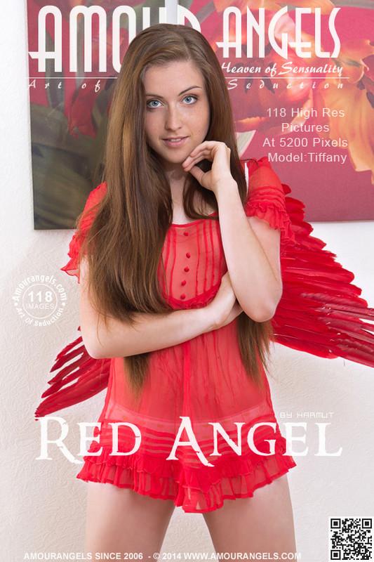 Tiffany - RED ANGEL (x118)