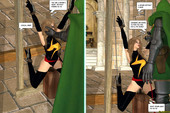 Argento - Ms. Marvel - Whore's Heart