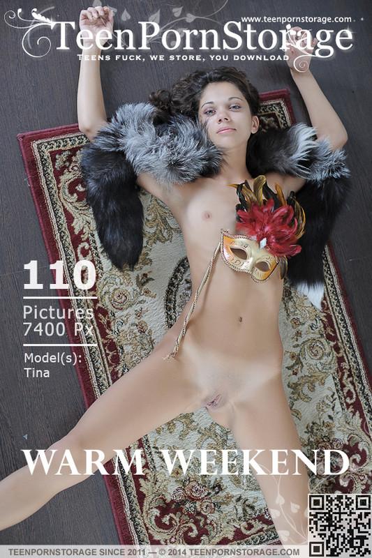 Tina - WARM WEEKEND    (x110)