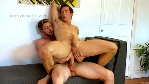 Falcon - My Hot Roommate Pranking Isaac: Johnny Ford, Isaac Parker Bareback (Aug 14)