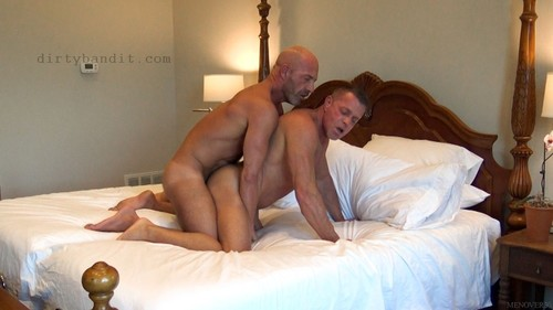 MenOver30 - Big Dicked Muscle Daddies: Tyler Saint, Ace Banner Bareback (Aug 14)