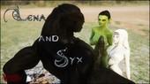 Vaesark 2020 CGS#134 - Lena and Syx