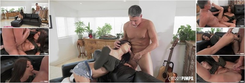 JoJo Kiss - Jojo Kiss Finds Happiness On Her Step Dads Dick (HD)