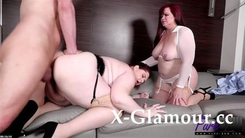 Marcy Diamond, Shanelle Savage - All Sex [HD/720p]