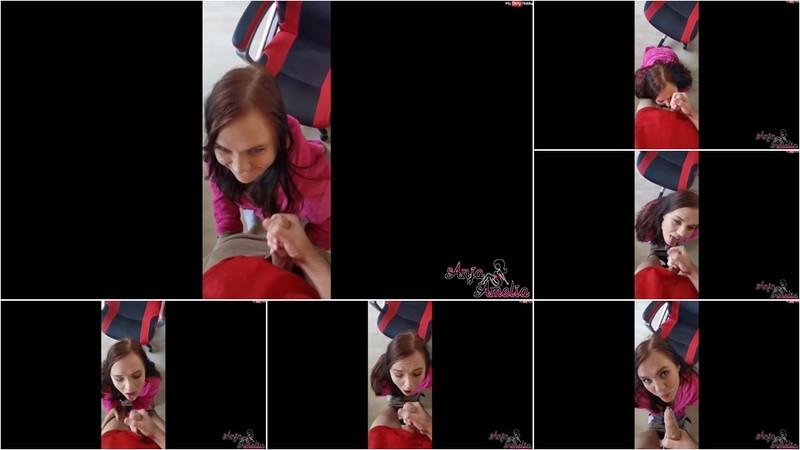 AnjaAmelia - Bonus Clip - Morgen Sahne [FullHD 1080P]