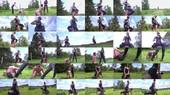 Shoulder Riding Tour (Complete Movie) - Ms Savannah Sly
