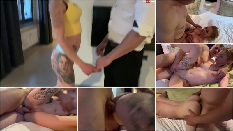 JayJayPrivat - Notgeil im Hotel - Ein Callboy muss ran [FullHD 1080P]