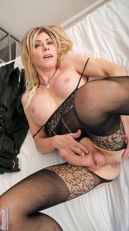 Joanna Jet – Me and You 431 – Hosiery and Heels (30 October 2020)