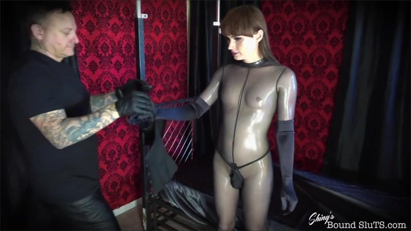 [ShinysBoundSluTS] Natalie Mars - Chaste Slave Part 1